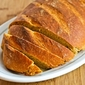 Recipe for 100% White Whole Wheat Bread with Olive Oil (from Healthy Bread in Five Minutes a Day)