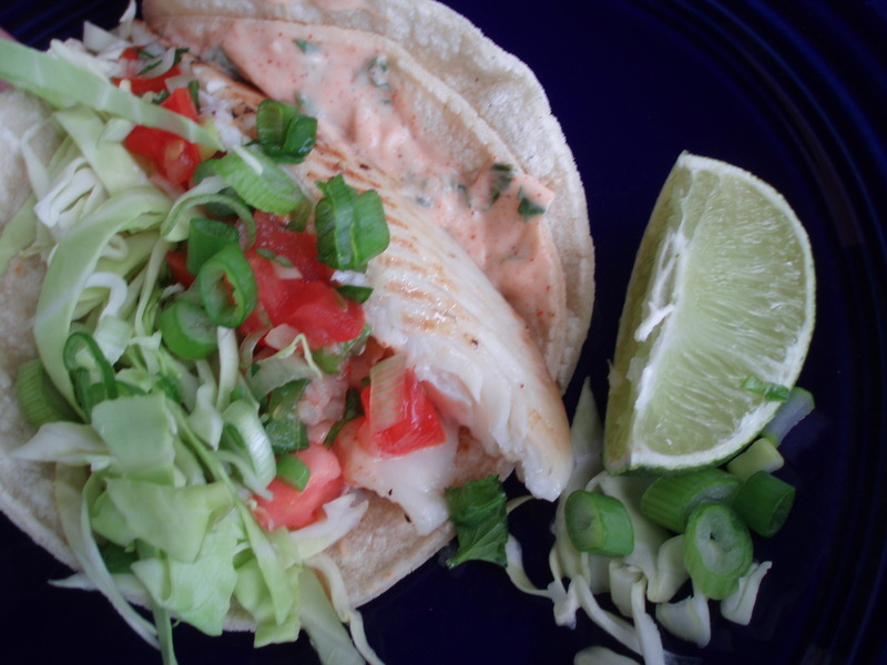 Fried fish taco sauce recipe for Fish taco recipe sauce