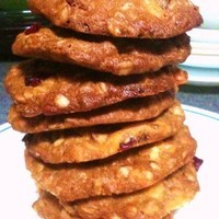 Cheesy Cranberry Oatmeal Cookie
