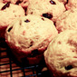 Macaroon's Orange-Cranberry Muffins