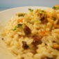 Smoked Salmon Tarragon Risotto