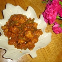 Image of Chilli Chicken Recipe, Cook Eat Share