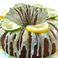 7-up Cake...A Dreamy Vintage Cake Made Skinny