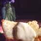 Buttermilk Pound Cake with Custard Sauce from Southern Living Magazine, March 2011