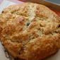 Sweet Irish Soda Bread With Caraway Seeds & Raisins (a.k.a. Spotted Dick)