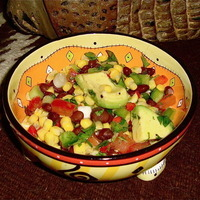 San Antone Black Bean Salad