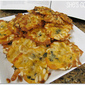 Cheddar-Thyme Crisps and Melissa's
