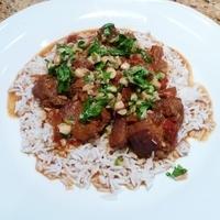 Malaysian Pork Stew