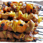 Traditional South African Lamb /MuttonSosaties