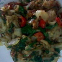 Image of Anytime Browns- Antioxident Style Recipe, Cook Eat Share