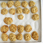 White Chocolate Oatmeal Cookies - Take Two
