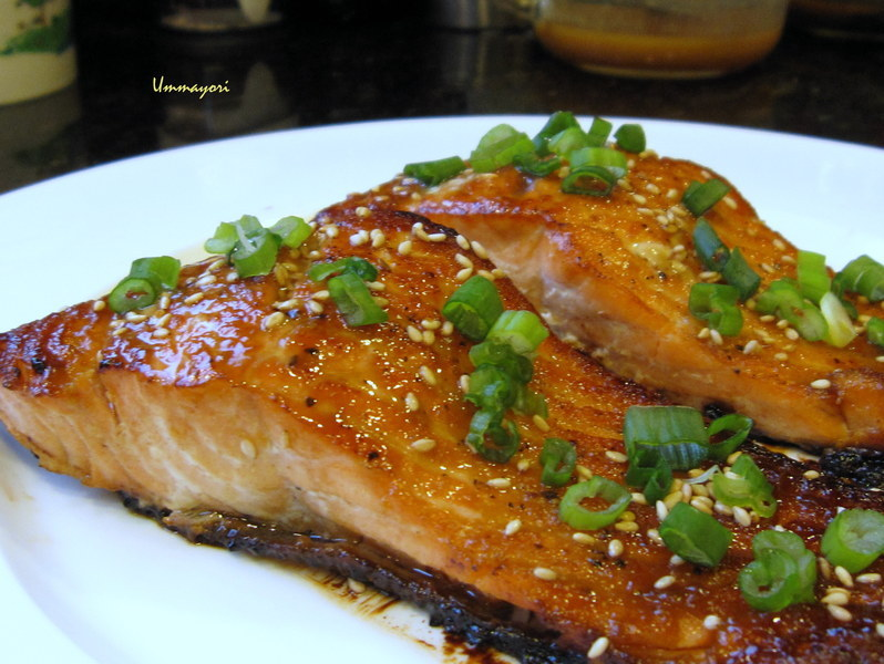 miso glazed salmon miso glazed salmon recipe miso glazed salmon salmon ...
