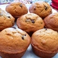 Kids Favorite Pumpkin Chocolate Chip Muffins