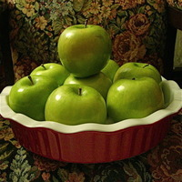 Image of Granny Smith's Apple Pandowdy Recipe, Cook Eat Share