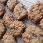 Cashew Peanut Butter Chocolate Chip Cookies (Gluten Free)