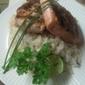 BBQ'd Salmon