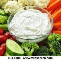 Lynn's Italian Vegetable Dip
