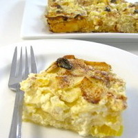 Image of A Super Delicious Skinny Passover Noodle Kugel Recipe, Cook Eat Share