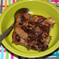 Alton Brown's Chocolate Bread Pudding