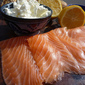 H.Forman Smoked Salmon with Homemade Bagels