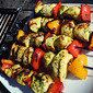 Lemon & Herb Chicken Kabobs