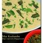 Special Mor Kuzhambu(Spicy coconut-buttermilk gravy)
