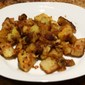 Sukha Aloo - Potatoes with Indian spices