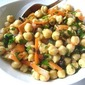 Chick Magnet: Curried Chickpea Salad