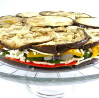 Spectacular Roasted Vegetable Torte for Easter Dinner or Anytime