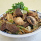 Oyster Beef and Mushroom Stir Fry