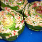 Spicy Stuffed Artichokes