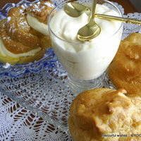 Image of Custard Cream With Ricotta And Maple Syrup Recipe, Cook Eat Share