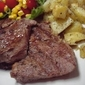 Garlic Pepper Steak