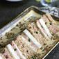 Ham, Mango Chutney & Pecan Tea Sandwich Recipe