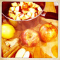 Ginger & Apple Compote