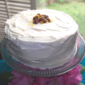 Gingered Carrot Cake from Paula Deen's Best Dishes Magazine, 2011