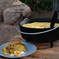 Easy Banana Cake Recipe You Can Make in a Dutch Oven
