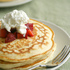 Stacked Up - Strawberry Shortcake Pancakes
