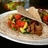 Beef and Bean Fajitas