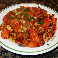 Image of Kung Pao Chicken Recipe, Cook Eat Share