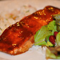 Blackberry Chipotle Glazed Salmon Recipe – Also Known As Wedding Dinner Salmon