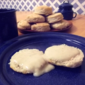Good Ol' Southern Biscuits with Homestyle Chicken and Bacon Gravy from Paula Deen's Best Dishes 2011
