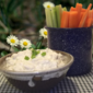 Horseradish Dip from Paula Deen's Best Dishes 2011