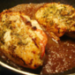 Chicken Breast stuffed with Tomatoes and Parmesan cheese