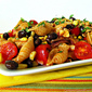 Southwest Pasta Salad with Chili Lime Dressing