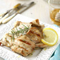 Grilled Lemon & Rosemary Chicken Recipe