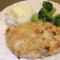 Oven-Fried Potato Chip-Crusted Chicken from Paula Deen's Best Dishes 2011