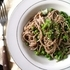 Soba Noodle and Pea Salad