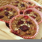 Cranberry and Nutmeg Breakfast Muffins