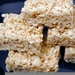 Microwavable Rice Krispy Treats